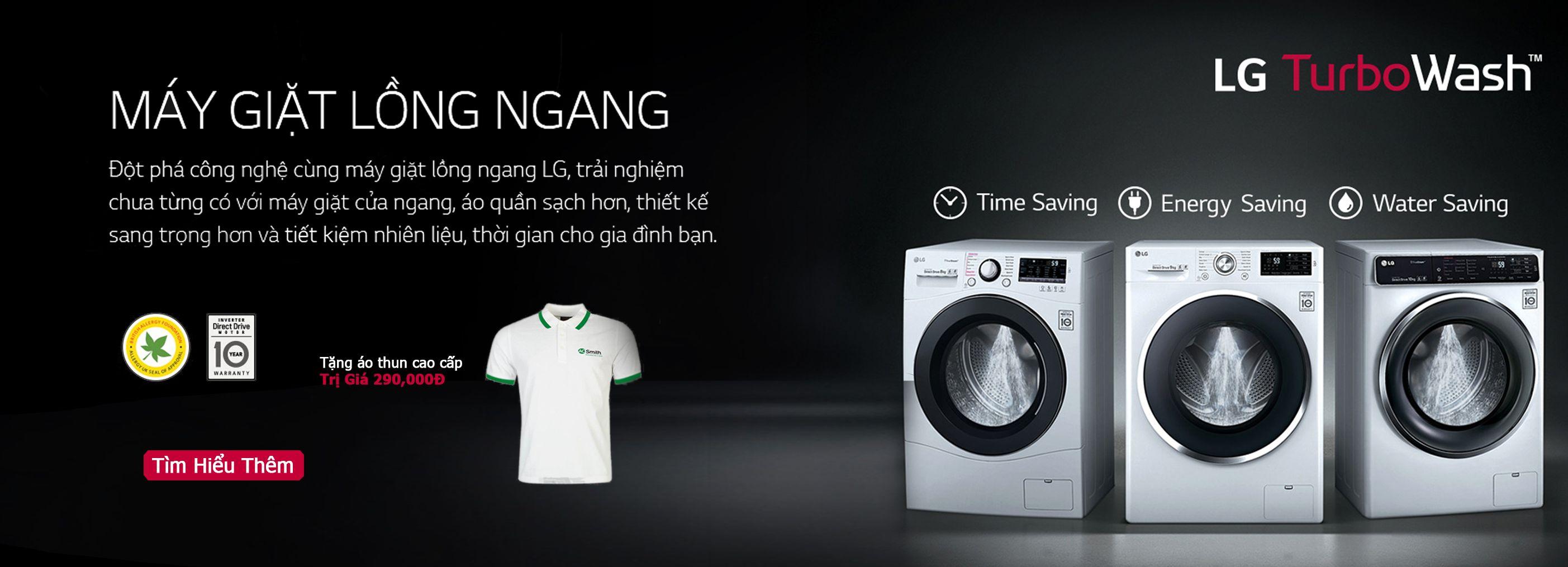 Banner - Máy Giặt Máy Sấy