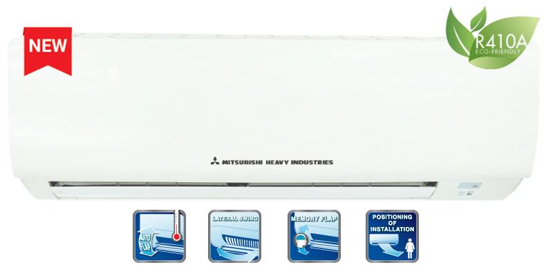 Điều hòa 1 chiều MITSUBISHI HEAVY 12000 BTU SRC12CT-S5