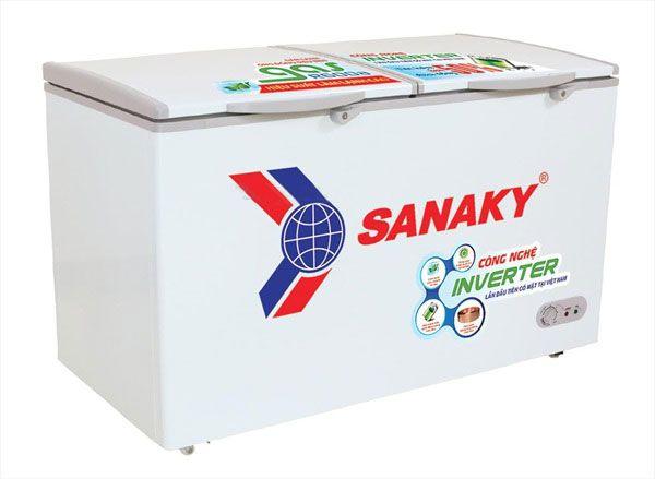Tủ đông INVERTER SANAKY VH5699HY3 1 ngăn đông 430L