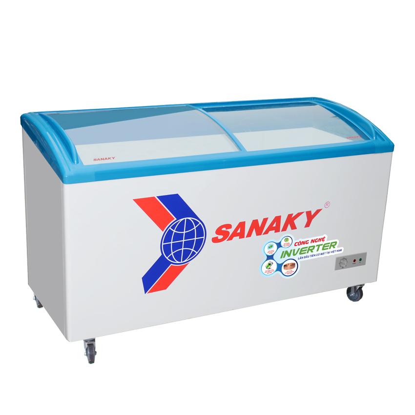 Tủ đông mặt kính INVERTER SANAKY VH6899K3 450L