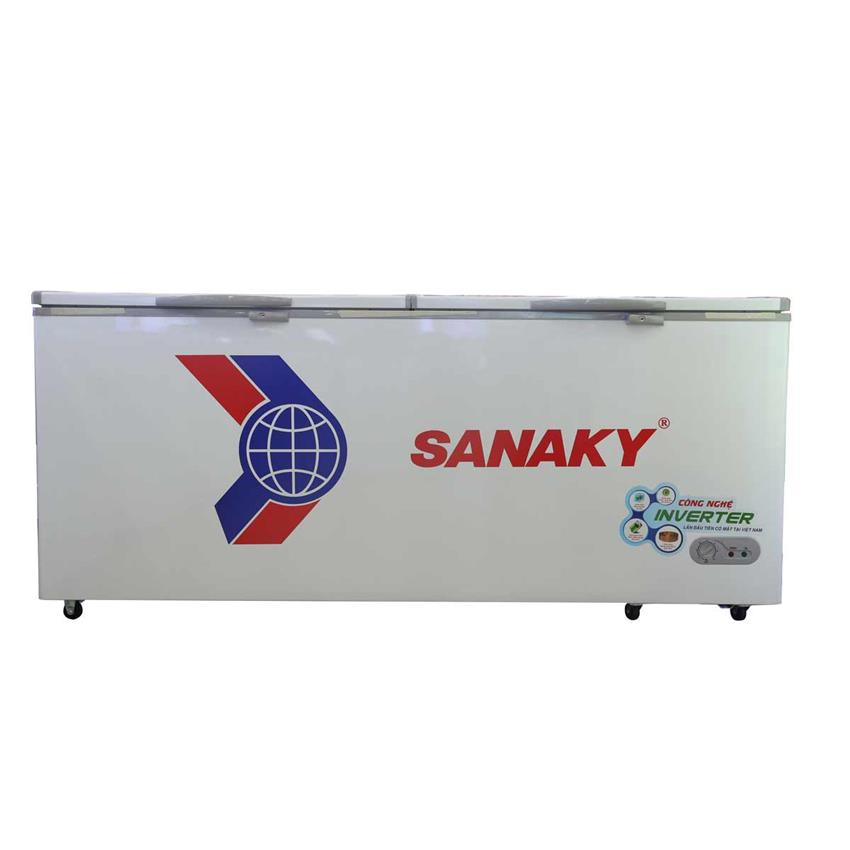 Tủ đông INVERTER SANAKY VH8699HY3 1 ngăn đông 760L