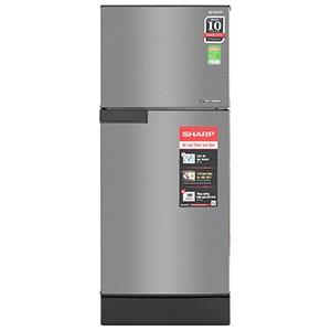 Tủ lạnh SHARP  Inverter 165 lít 2 cánh SJ-X176E-SL