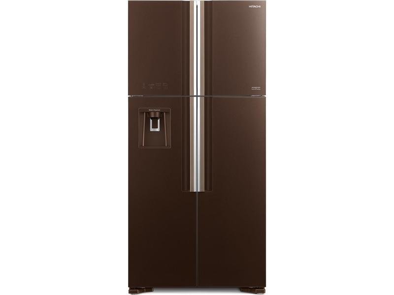 Tủ Lạnh HITACHI RW690PGV7X GBW Gương Nâu 540 Lít