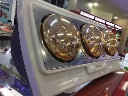 Đèn sưởi nhà tắm Klopper LH03