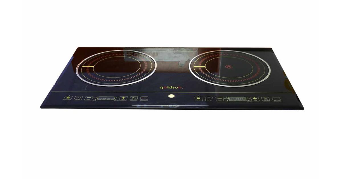 Bếp từ-hồng ngoại Goldsun CH-GYL05 3800W
