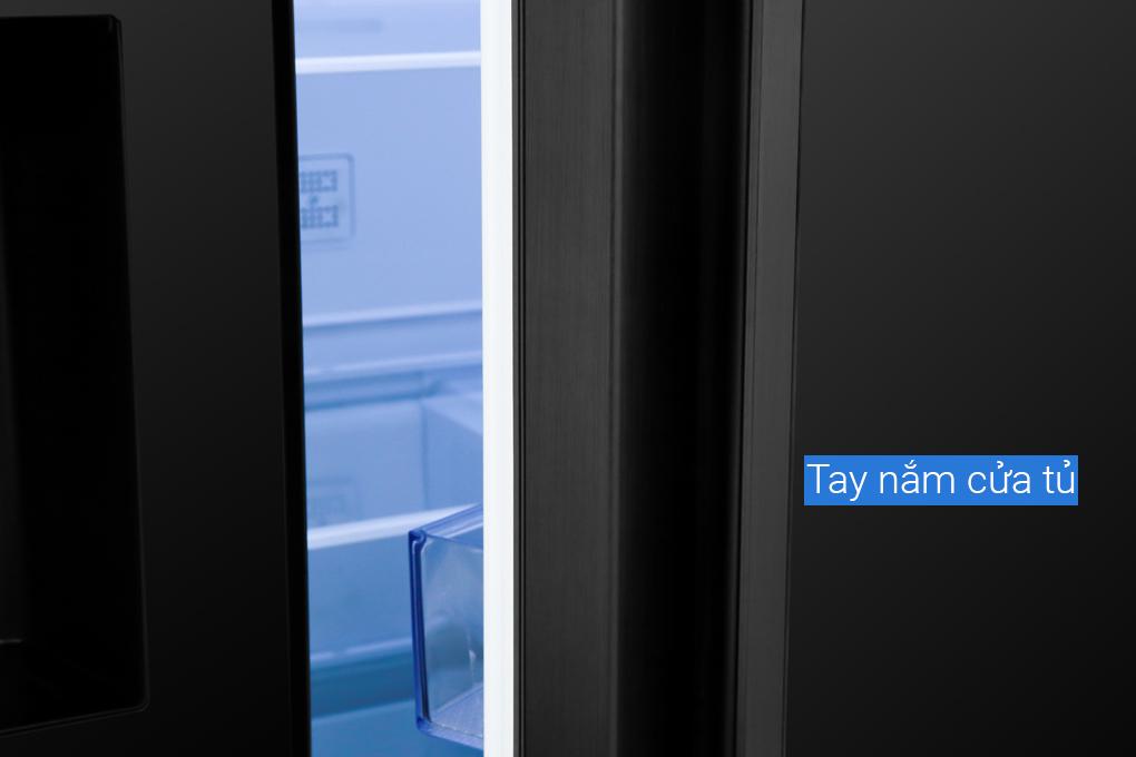 Tủ lạnh Samsung Inverter 617 lít RS64R53012C/SV